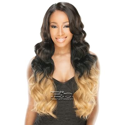Freetress Equal Synthetic Hair Invisible L Part Wig - HONOR