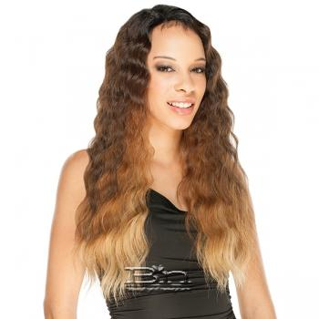 Freetress Equal Synthetic Hair Lace Deep Invisible L Part Lace Front Wig - ATALYA