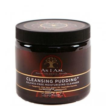 As I Am Cleansing Pudding Sulfate-Free Moisturizing Cleanser 16oz
