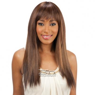 Freetress Equal Synthetic Clip in Bang Piece - FULL BANG