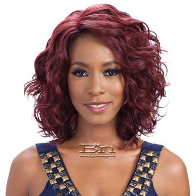 Freetress Equal Synthetic Hair Lace Deep Invisible L Part Lace Front Wig - TAMMI