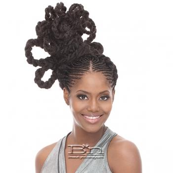 Janet Collection Synthetic Braid - MARLEY BRAID