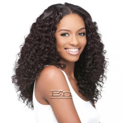 Outre Simply 100% Non-processed Brazilian Virgin Remy Human Hair Weave - NATURAL CURLY 10