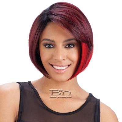 Freetress Equal Invisible L Part Wig - BLACK JACK