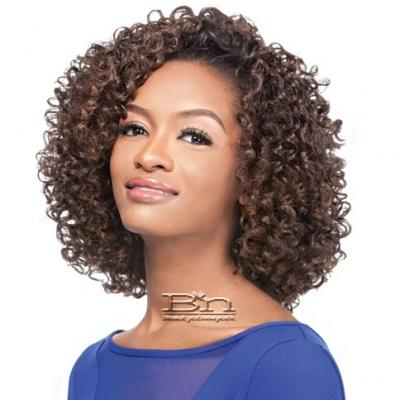 Outre Synthetic Half Wig Quick Weave - DORIS