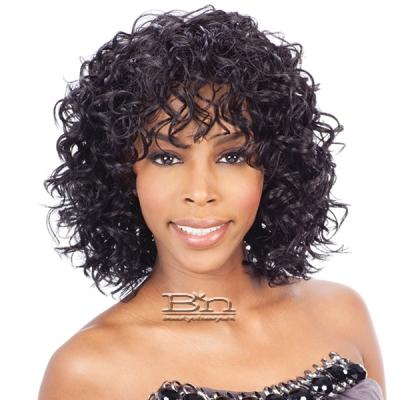 Milky Way Peruvian Human Hair Blend Wig - DANA