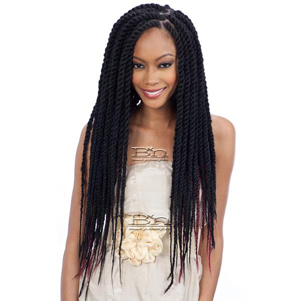 Freetress Equal Synthetic Braid - CUBAN TWIST BRAID 12