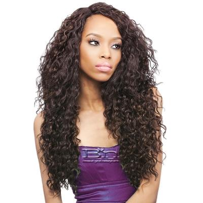 Outre Synthetic L Part Lace Front Wig - BATIK- PERUVIAN BUNDLE HAIR (futura)