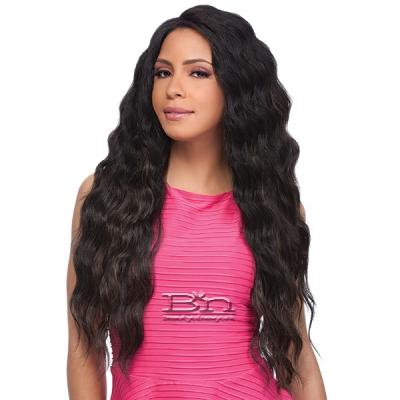 Sensationnel Empress Natural Curved Part Lace Front Wig - ADELE