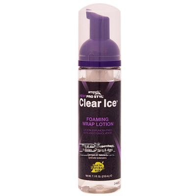 Ampro Pro Styl Clear Ice Foaming Wrap Lotion 7.1oz