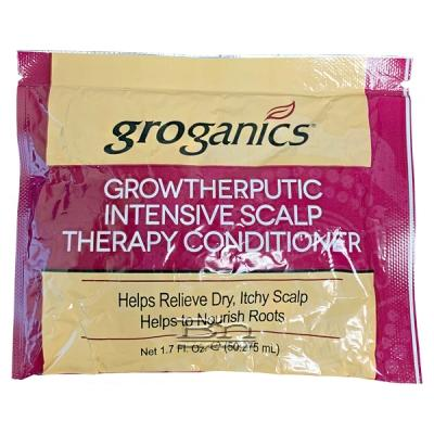 Groganics Growtherputic Intensive Scalp Therapy Conditioner 1.7oz