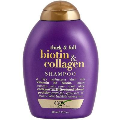 Organix Thick & Full Biotin & Collagen Shampoo 13oz