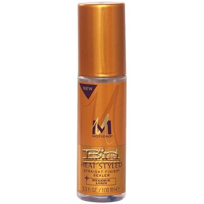 Motions Heat Styled Straight Finish Sealer 3.3oz