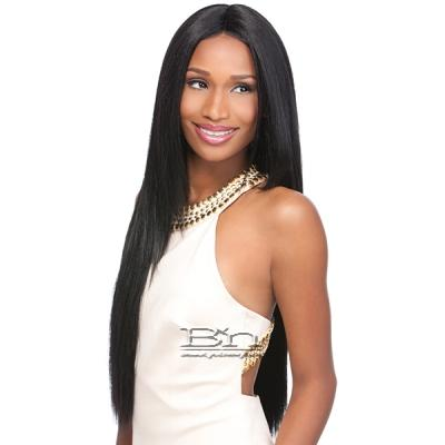 Sensationnel Stocking Cap Quality Custom Lace Wig - YAKI 30 (Hand-Tied Part w/ Multiple Parting Option)