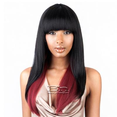 Isis Brown Sugar Human Hair Blend Full Wig - BS103