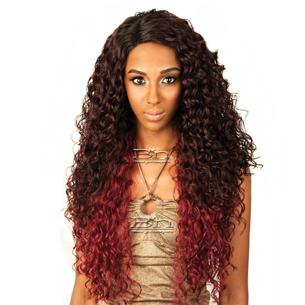 Mane Concept Red Carpet Lace Deep Side Part Synthetic Lace Front Wig - RCP289 SUPER JACKY