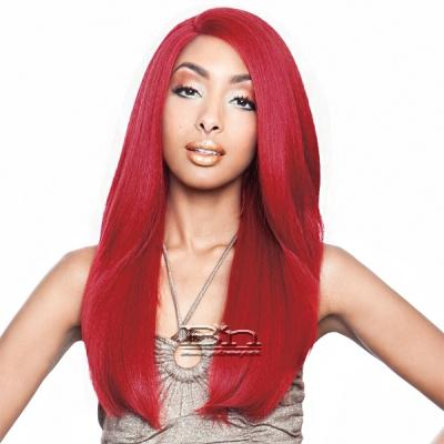 Isis Brown Sugar Human Hair Blend Soft Swiss Lace Wig - BS202