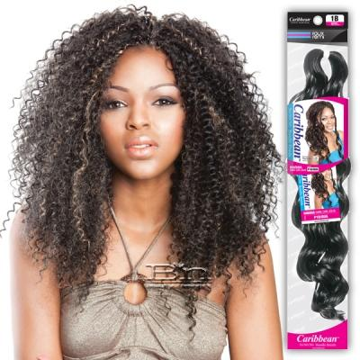 Isis Red Carpet Synthetic Caribbean Bundle Braid - BOHEMIAN SOFT WATER