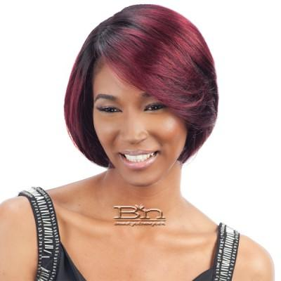 Milky Way Saga 100% Remy Human Hair Lace Front Wig - SELENE