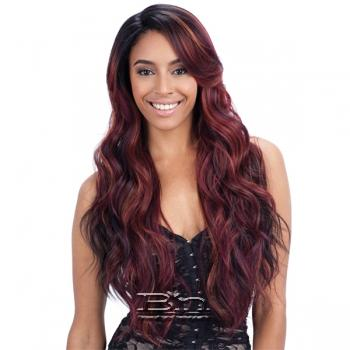 Freetress Equal Lace Front Wig Deep Invisible Part - SUZIE (futura)