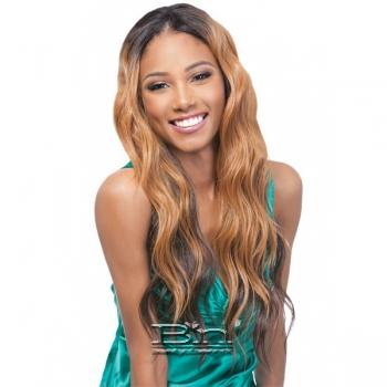 Outre Synthetic L-Part Lace Front Wig - LOOSE TIP (futura)