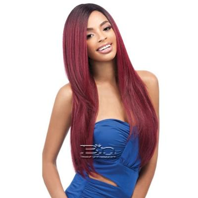 Outre Synthetic Wig Quick Weave ECO WIG - Natural YAKI 24