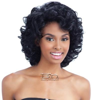 Milky Way Saga 100% Remy Human Hair Lace Front Wig - APOLLO