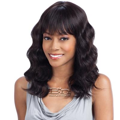 100% Unprocessed Brazilian Virgin Remy Hair Wig - NAKED LOOSE DEEP 18