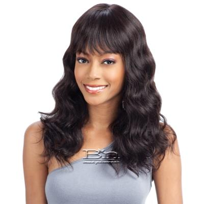 100% Unprocessed Brazilian Virgin Remy Hair Wig - NAKED LOOSE DEEP 20