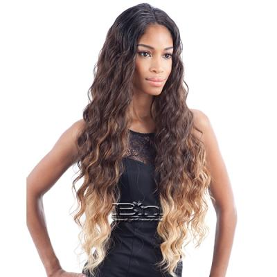 Milky Way Que Human Hair Blend Weave - MALAYSIAN LONG LOOSE WAVE 7 (22/22/24/24/26/26 + closure)
