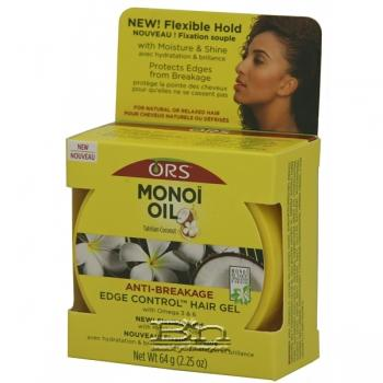 ORS Monoi Oil Anti-Breakage Edge Control Hair Gel 2.25oz
