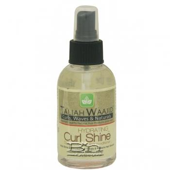 Taliah Waajid Hydrating Curl Shine Daily Leave-in Styling Conditioner 4oz