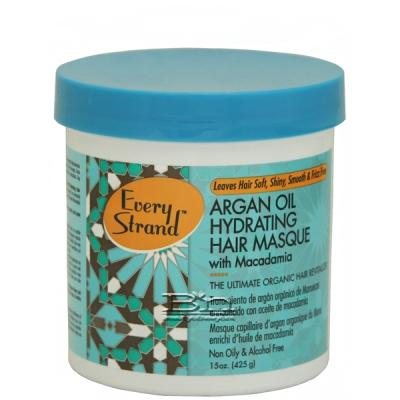 Every Strand Argan Oil Hydrating Hair Masque 15oz