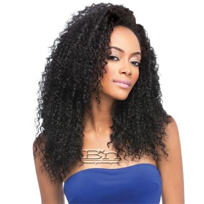 Outre Synthetic Half Wig Quick Weave - BOHEMIAN LONG