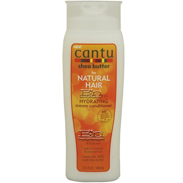 Cantu Shea Butter Natural Hair Hydrating Cream Conditioner 13.5oz