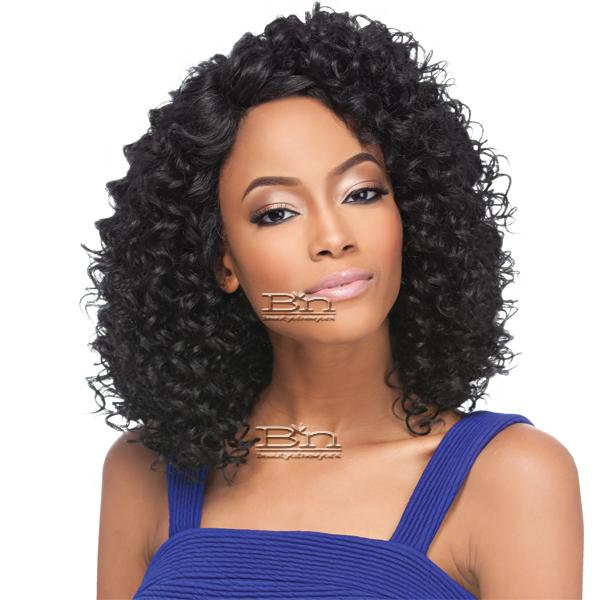 Outre Synthetic L-Part Lace Front Wig - DONNA