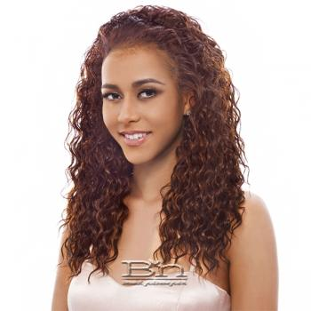Janet Collection Synthetic Hair Half Wig - NEW EASY QUICK AGATHA