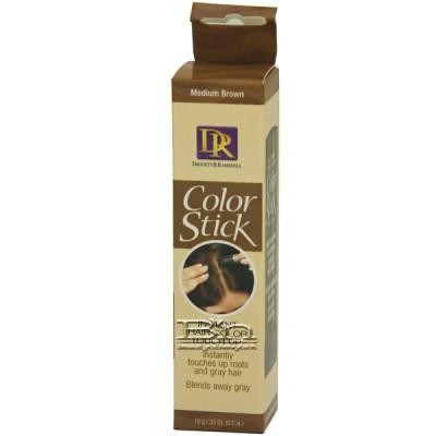 DR Color Stick Instant Hair Color Touch Up - Medium Brown