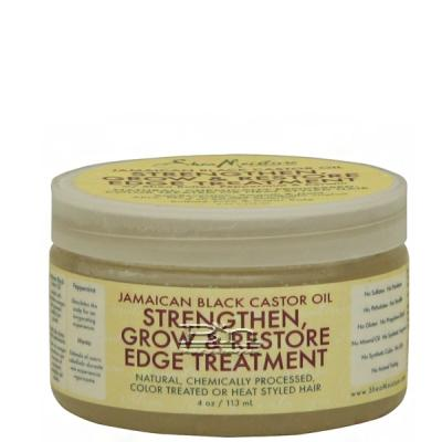 Shea Moisture Jamaican Black Castor Oil Strengthen Grow & Restore Edge Treatment 4oz