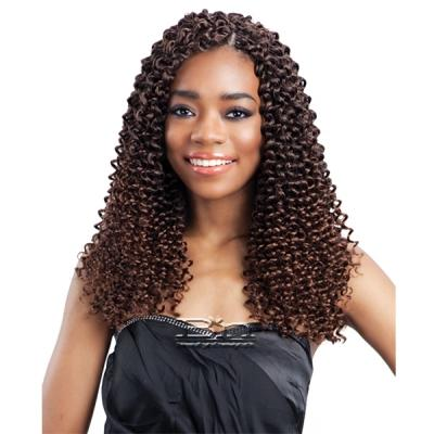 Freetress Synthetic Braid - WATER WAVE BULK 12
