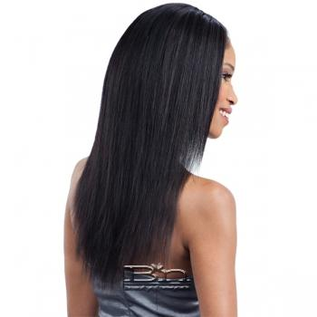 100% Unprocessed Brazilian Virgin Remy Hair - NAKED BRAZILIAN STRAIGHT 7PCS (10/10/12/12/14/14 + closure)