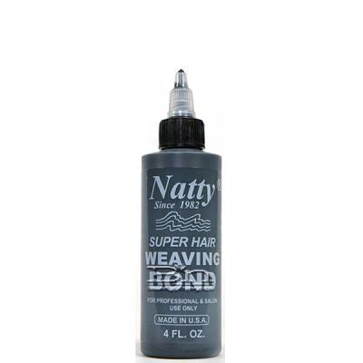 Natty Super Hair Weaving Bond 4oz