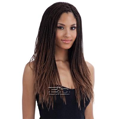 Freetress Synthetic Braid - MICRO SENEGALESE TWIST