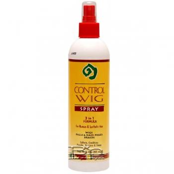African Essence 3 In 1 Control Wig Spray 12oz