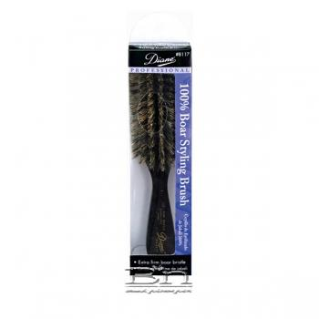 Diane #D8117 100% boar styling brush