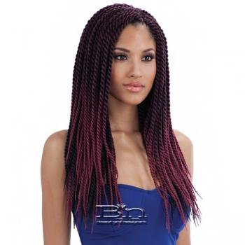 Freetress Synthetic Braid - SINGLE TWIST LARGE