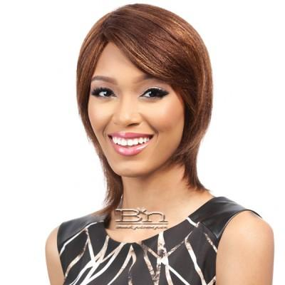 It's a Cap Weave - 100% Indaian Remy Hair Wig - INDIAN REMI DAWN