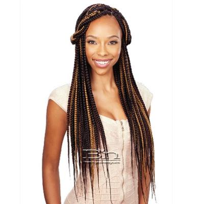 Model Model Synthetic Braid - PREMIUM SILKY TOUCH JUMBO BRAID