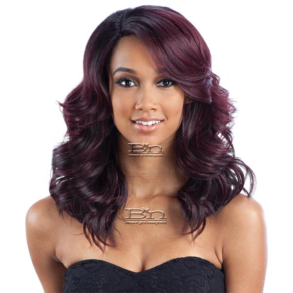 Freetress Equal Synthetic Hair Invisible L Part Wig - MINTY