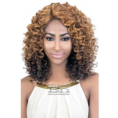 Motown Tress Extra Deep Lace Part Synthetic Hair Wig - Lxp Kay